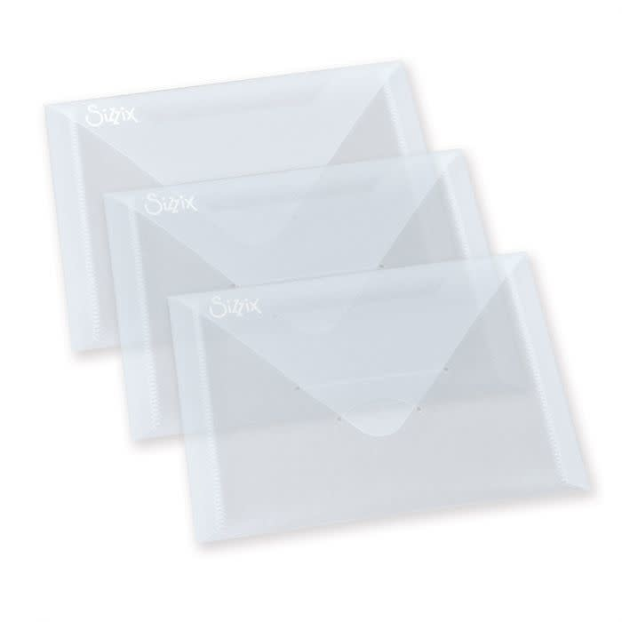 Sizzix Sizzix • Plastic envelopes