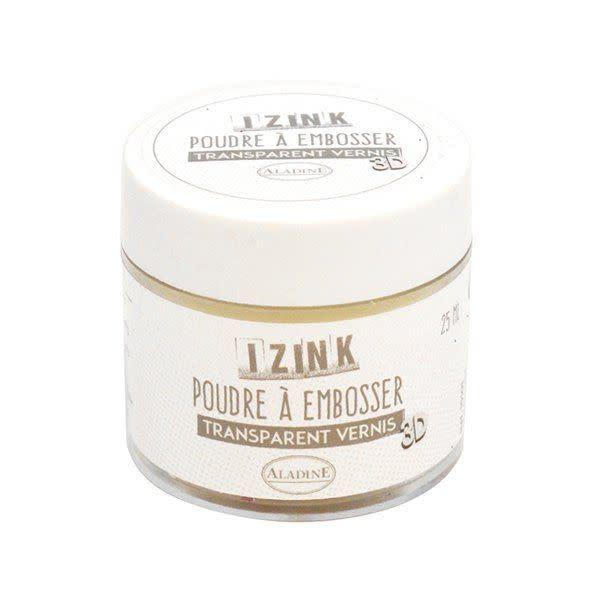 Aladine Embossing Powder 25 ml Clear High 25 (10101)