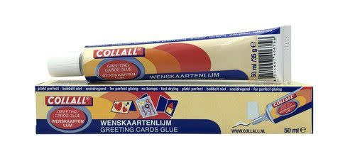 Collall Collall Wenskaartenlijm 50 ml