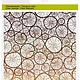 CraftEmotions CraftEmotions clearstamps A6 - achtergrond boomstammetjes