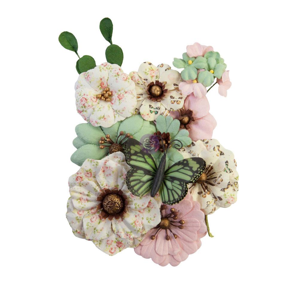 Prima Marketing Prima Marketing My Sweet Flowers Sewn With Love (652845)