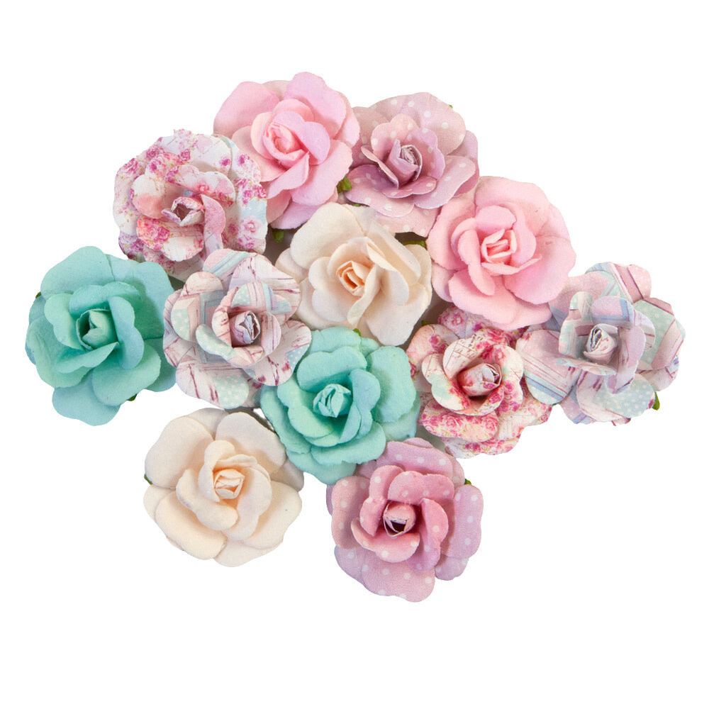 Prima Marketing Prima Marketing With Love Flowers Lovely Bouquet (650940)