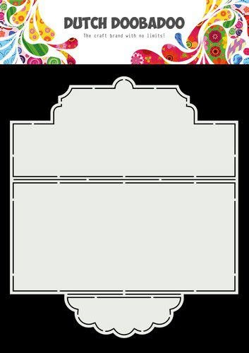 Dutch Doobadoo Dutch Doobadoo Dutch Card Art A4 Slimline tie card