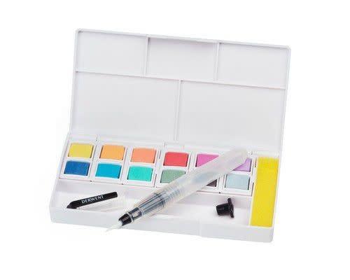 Derwent Derwent pastel shades paint pan set DPP2305865