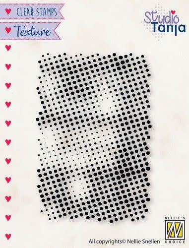 Nellie's choice Nellies Choice Clearstamp - Texture - Stippen TXCS022