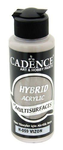 Cadence Cadence Hybride acrylverf (semi mat) Slate - grijs