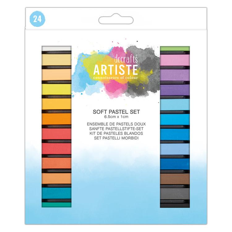 Soft Pastel Set (24pk)