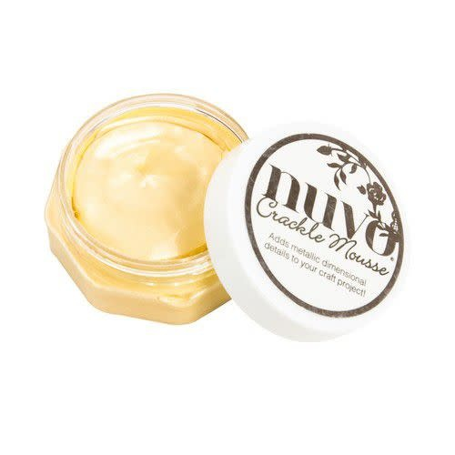 Nuvo Nuvo Crackle Mousse - Ivory Coast 1396N
