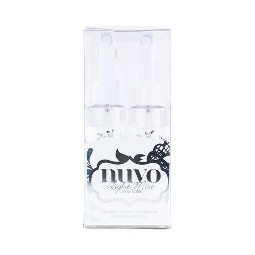 Nuvo Nuvo light mist spray bottle - 2 pack