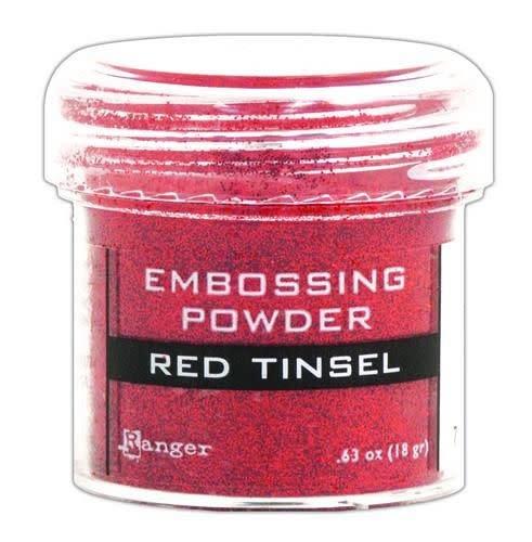 Ranger Ranger Embossing Powder 34ml - red tinsel EPJ41061