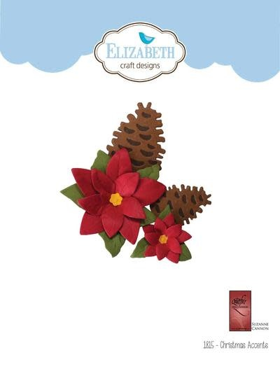 Elisabeth craft design Christmas Accents 1815