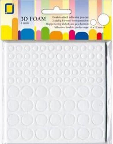 JeJe Foam rounds 2 X 6 x 12 mm 3.3122