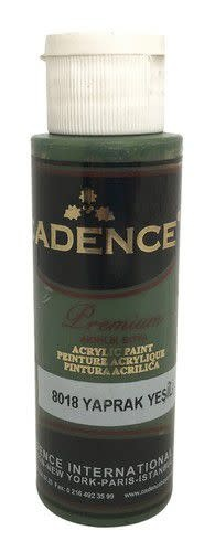 Cadence Cadence Premium acrylverf (semi mat) Bladgroen 01 003 8018 0070 70 ml