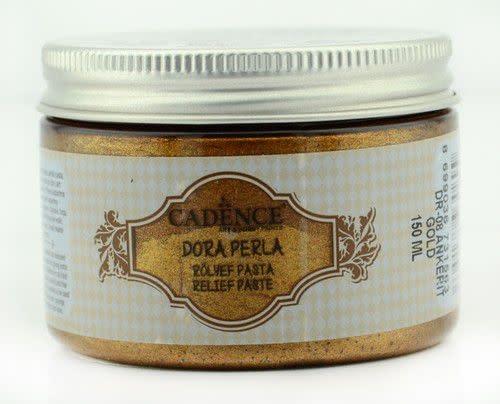 Cadence Cadence Dora Perla Met. Relief Pasta Ankerit Gold 01 083 0008 0150