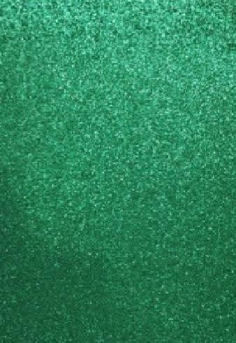 EVA foam vellen 2mm 22x30cm Groen glitter