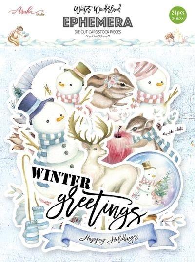 Memory Place Winter Wonderland Ephemera (MP-60318)
