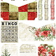 craftoclock CHRISTMAS TIME - JUNK JOURNAL - EXTRAS SET