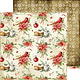 craftoclock CHRISTMAS TIME - 03 - A DOUBLE-SIDED PAPER 30,5X30,5CM