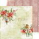craftoclock CHRISTMAS TIME - 02 - A DOUBLE-SIDED PAPER 30,5X30,5CM
