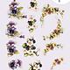 3D Cutting Sheet - Precious Marieke - Flowers with Bow