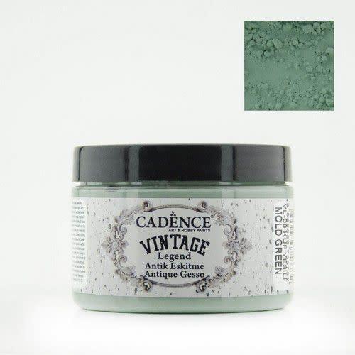 Cadence Cadence Vintage Legend gesso Mould - schimmel groen 01 025 0006 0150 150 ml