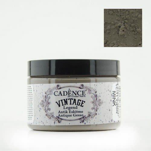 Cadence Cadence Vintage Legend gesso Mink - grijs 01 025 0011 0150 150 ml