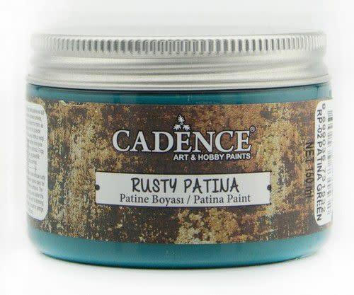 Cadence Cadence rusty patina verf Patina groen 01 072 0002 0150 150 ml