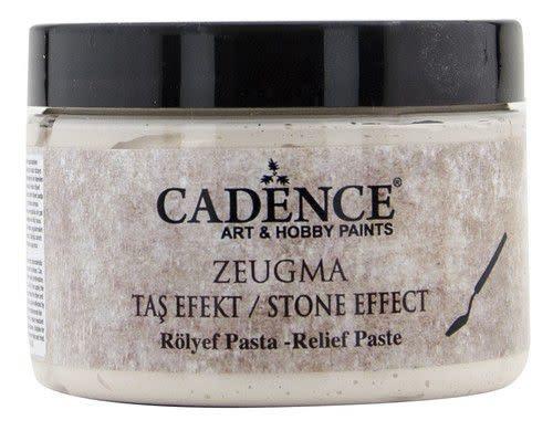 Cadence Cadence Zeugma stone effect Relief Pasta Satyros 01 027 0102 0150 150 ml