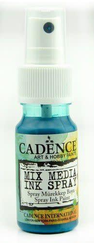 Cadence Cadence Mix Media Inkt spray Licht groen 01 034 0014 0025 25 ml