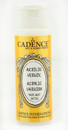 Cadence Cadence Acryl vernis satijn 02 003 0001 0070 70 ml