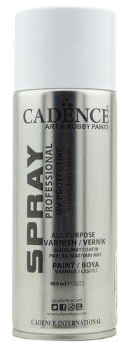 Cadence Cadence Cadence Spuitbus vernis - satijn 02 016 0002 0400 400 ml