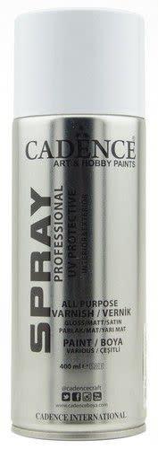 Cadence Cadence Cadence Spuitbus vernis - mat 02 016 0001 0400 400 ml