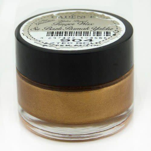Cadence Cadence Water Based vinger Wax Aztec goud 01 015 0904 0020 20 ml