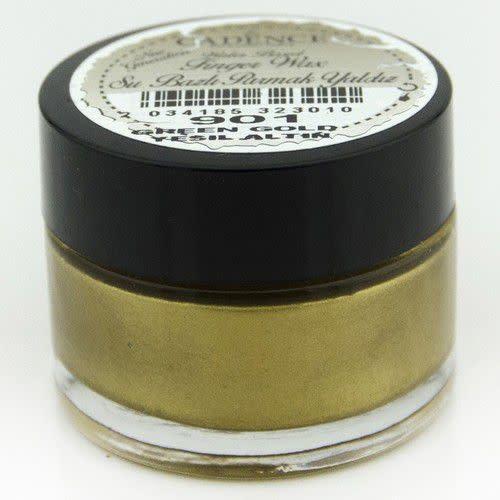 Cadence Cadence Water Based vinger Wax Groen goud 01 015 0901 0020 20 ml