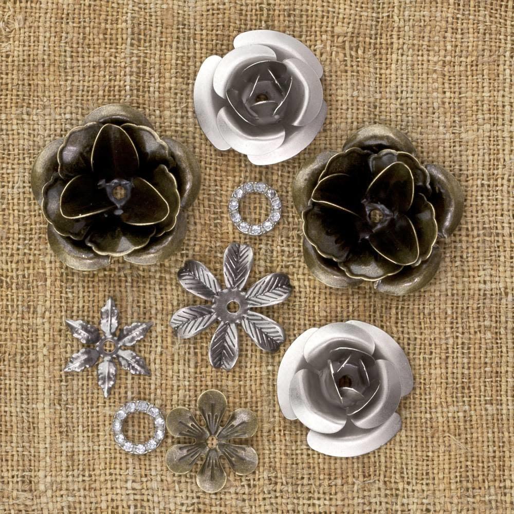 Finnabair Finnabair Vintage Mechanicals Roses (960339)