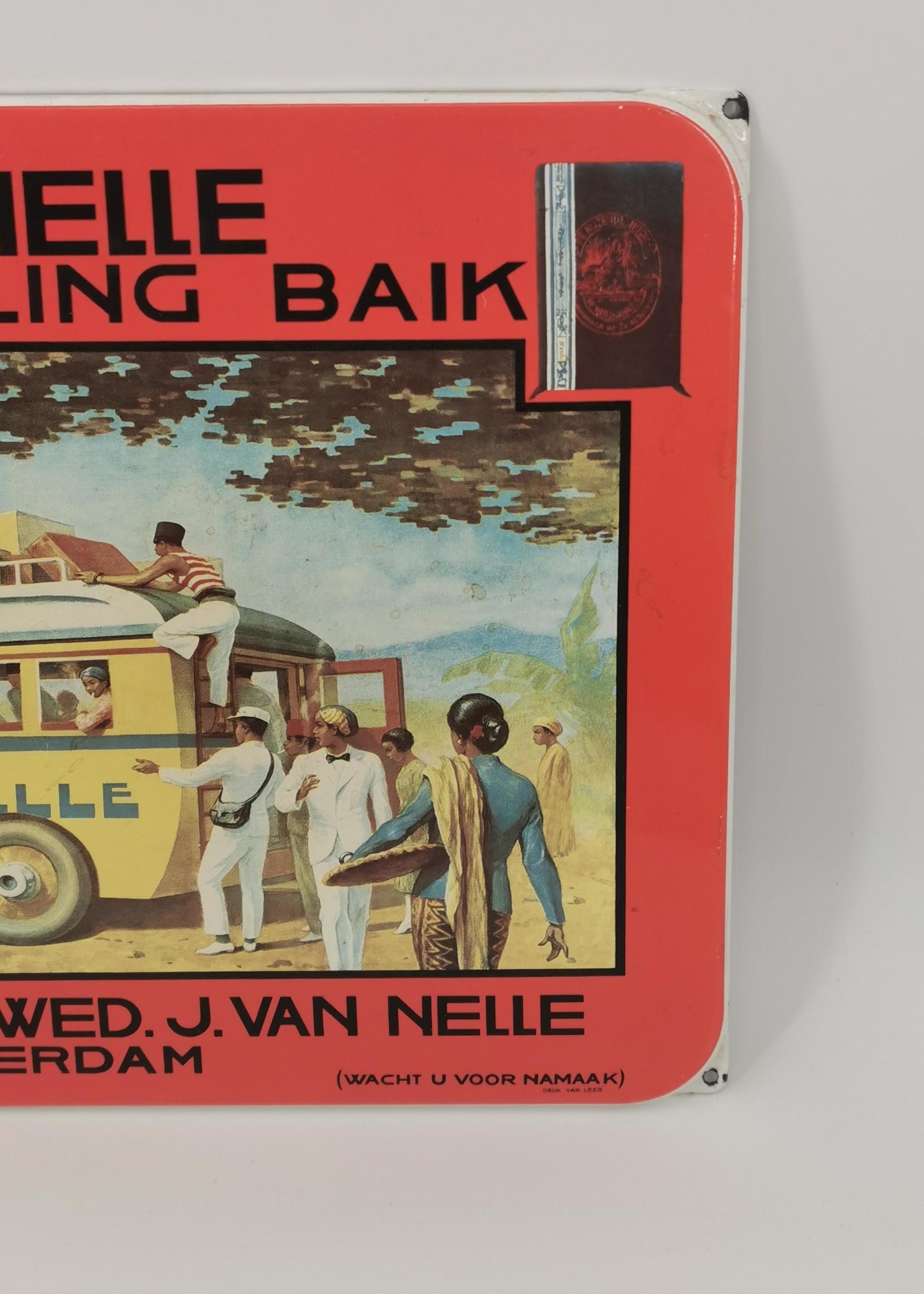 Van Nelle Van Nelle plaquette
