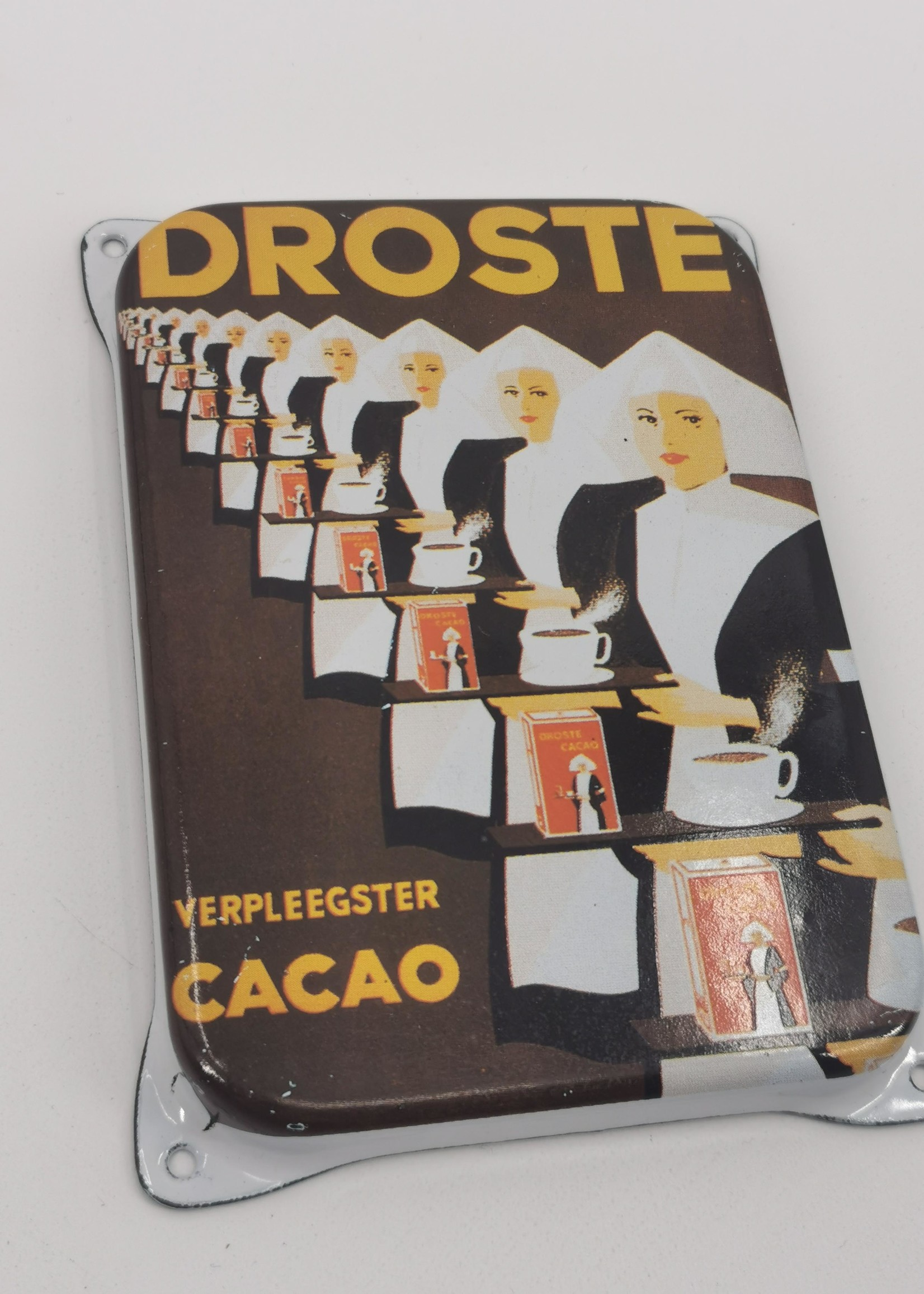 Droste chocolade deurpostje