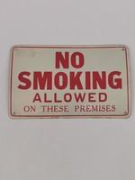 No smoking bord