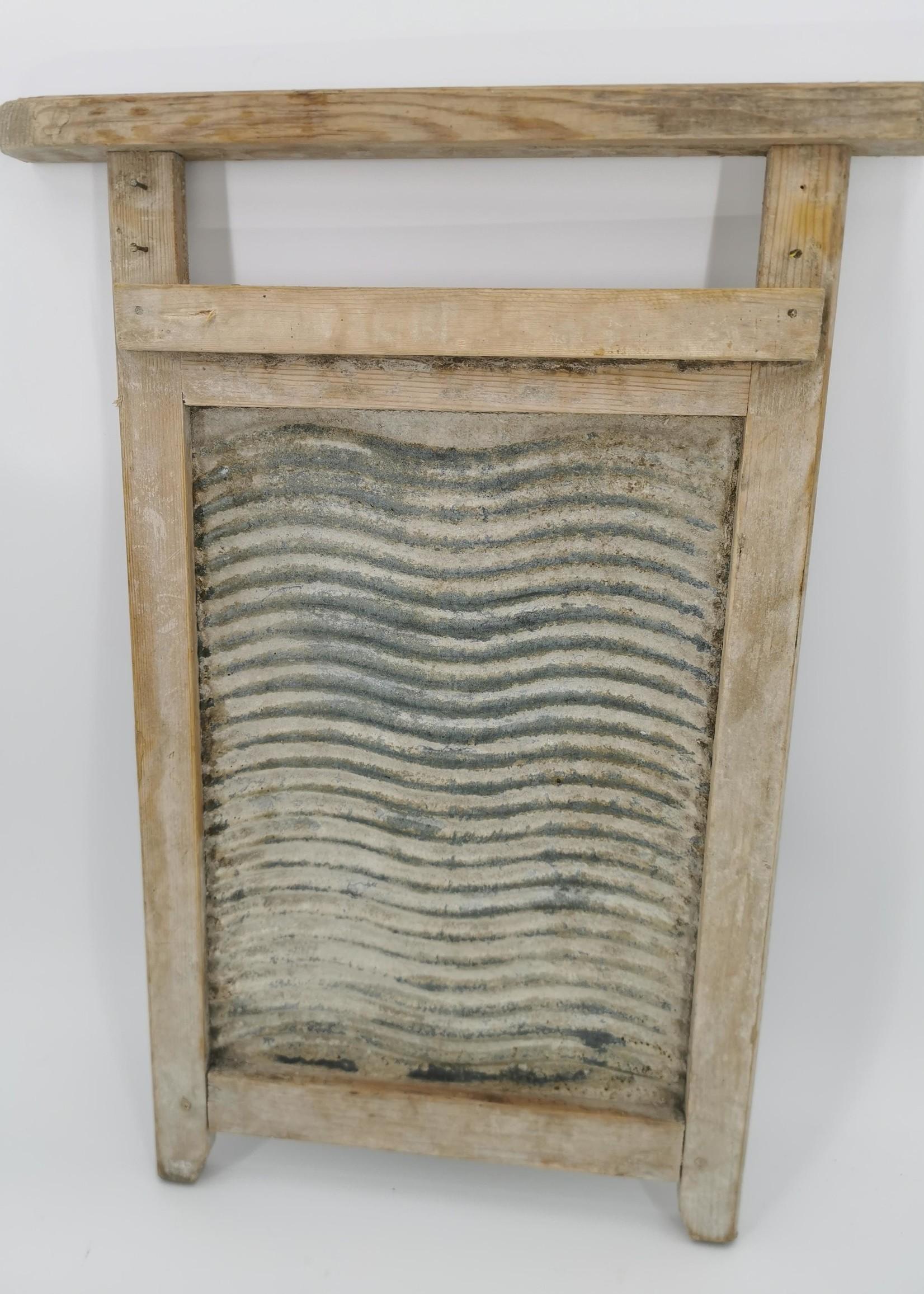 Vintage wasbord