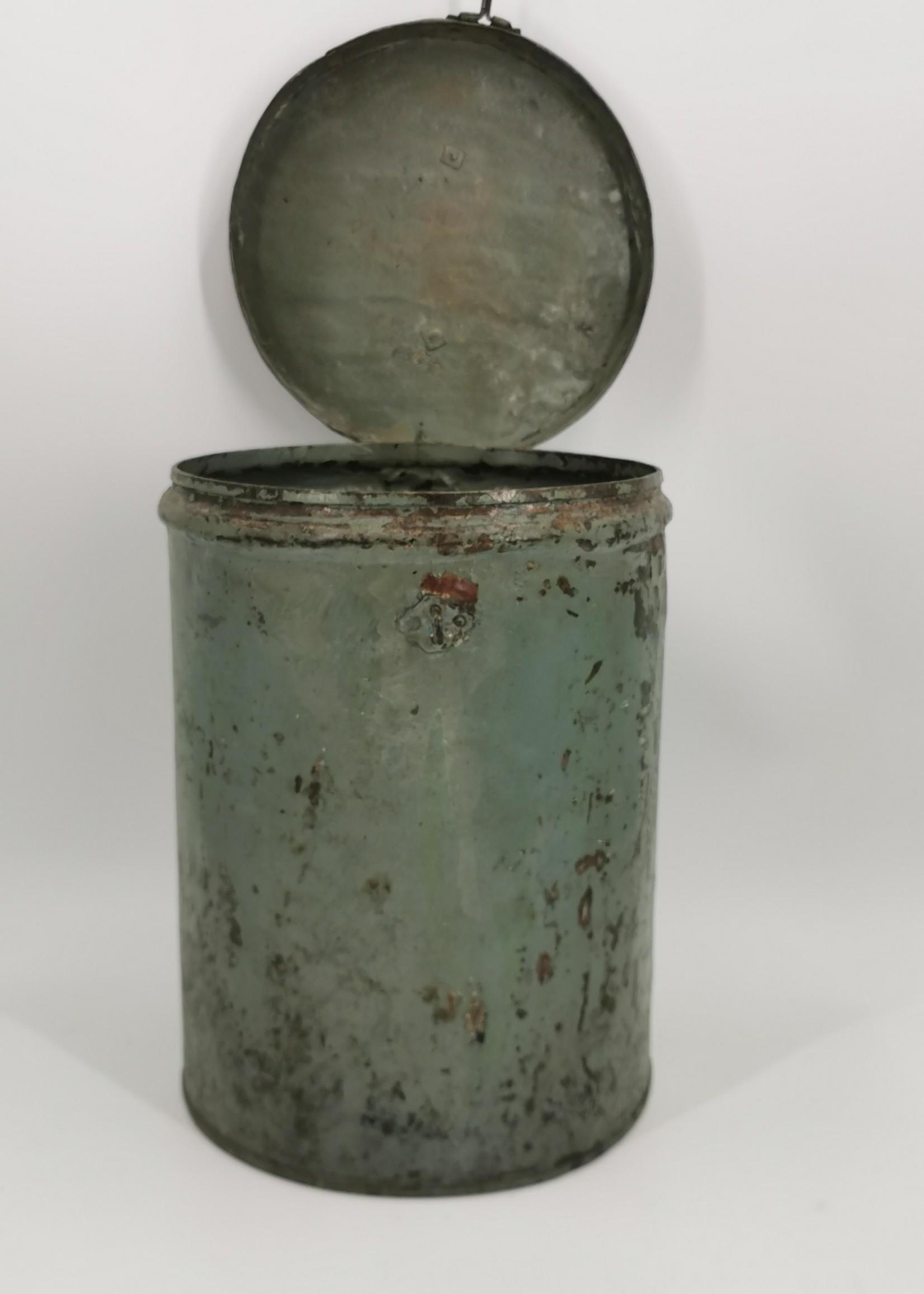 Vintage prullenbak