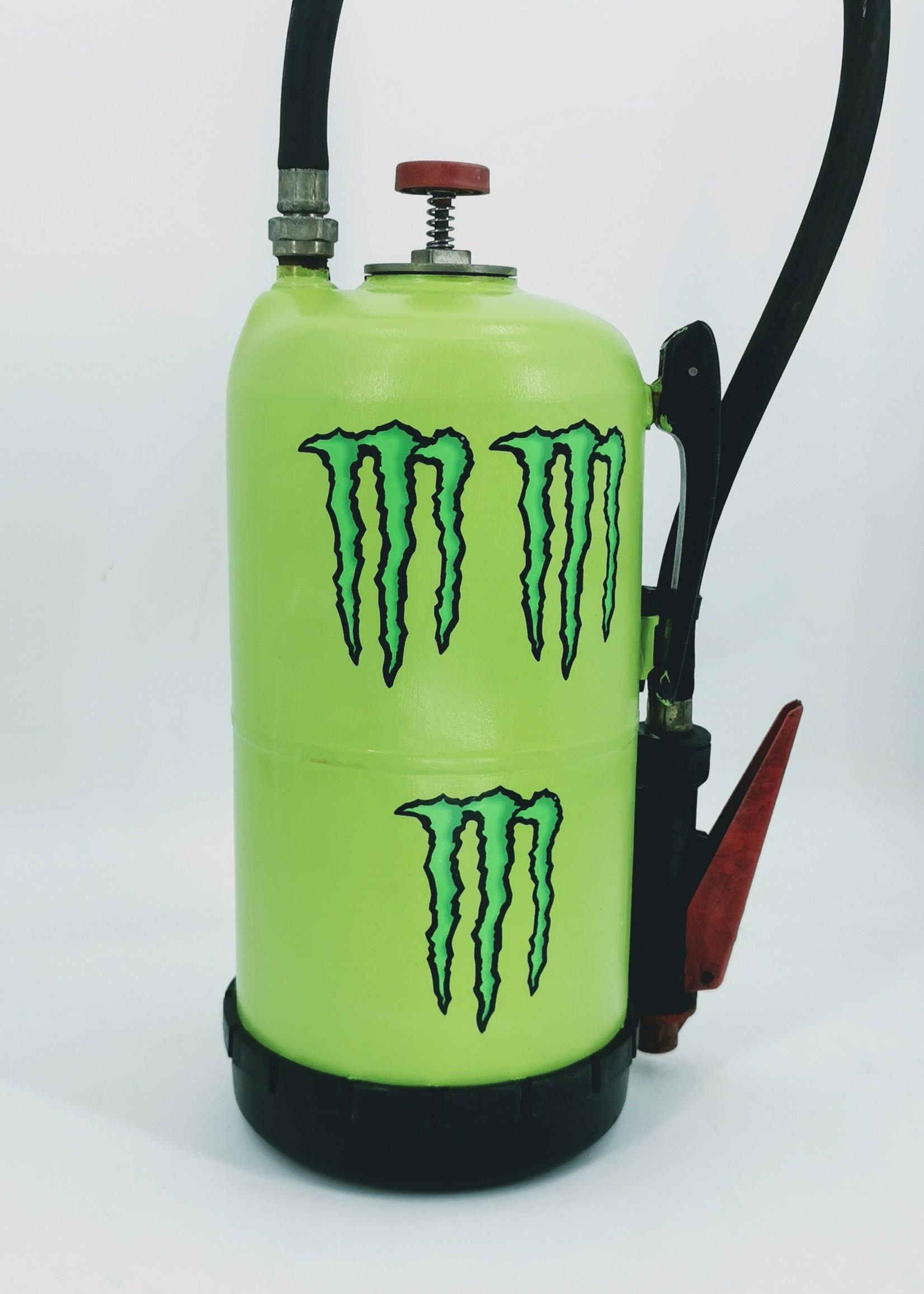 Monster Energy Brandblusser