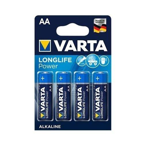 Varta Varta Longlife AA batterijen Blister van 4 stuks