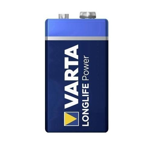 Varta Varta Longlife 9V batterij 6LR61