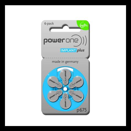 Power One PowerOne Implant + 675
