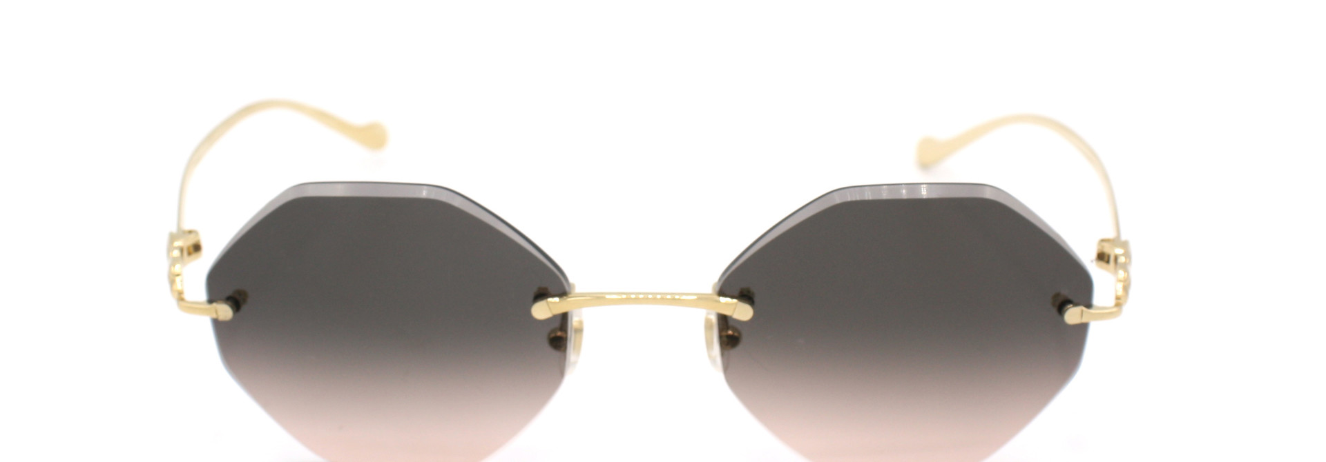 Cartier - CT0061O - 002 Dolce Diamond Cut