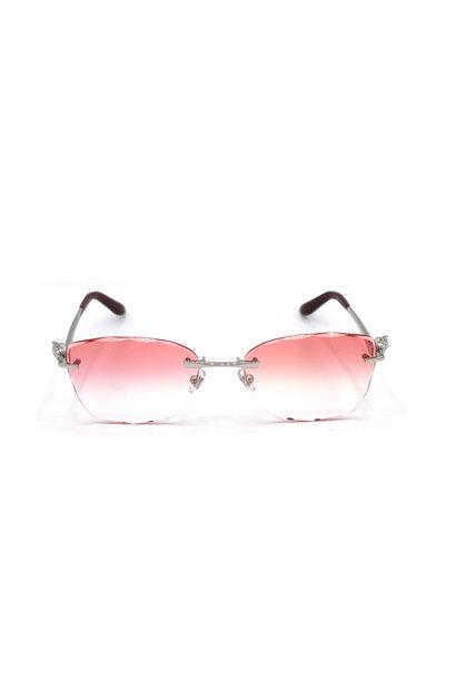 Cartier - CT0120O - 003 Pink Sky Degrade Special Diamond Cut