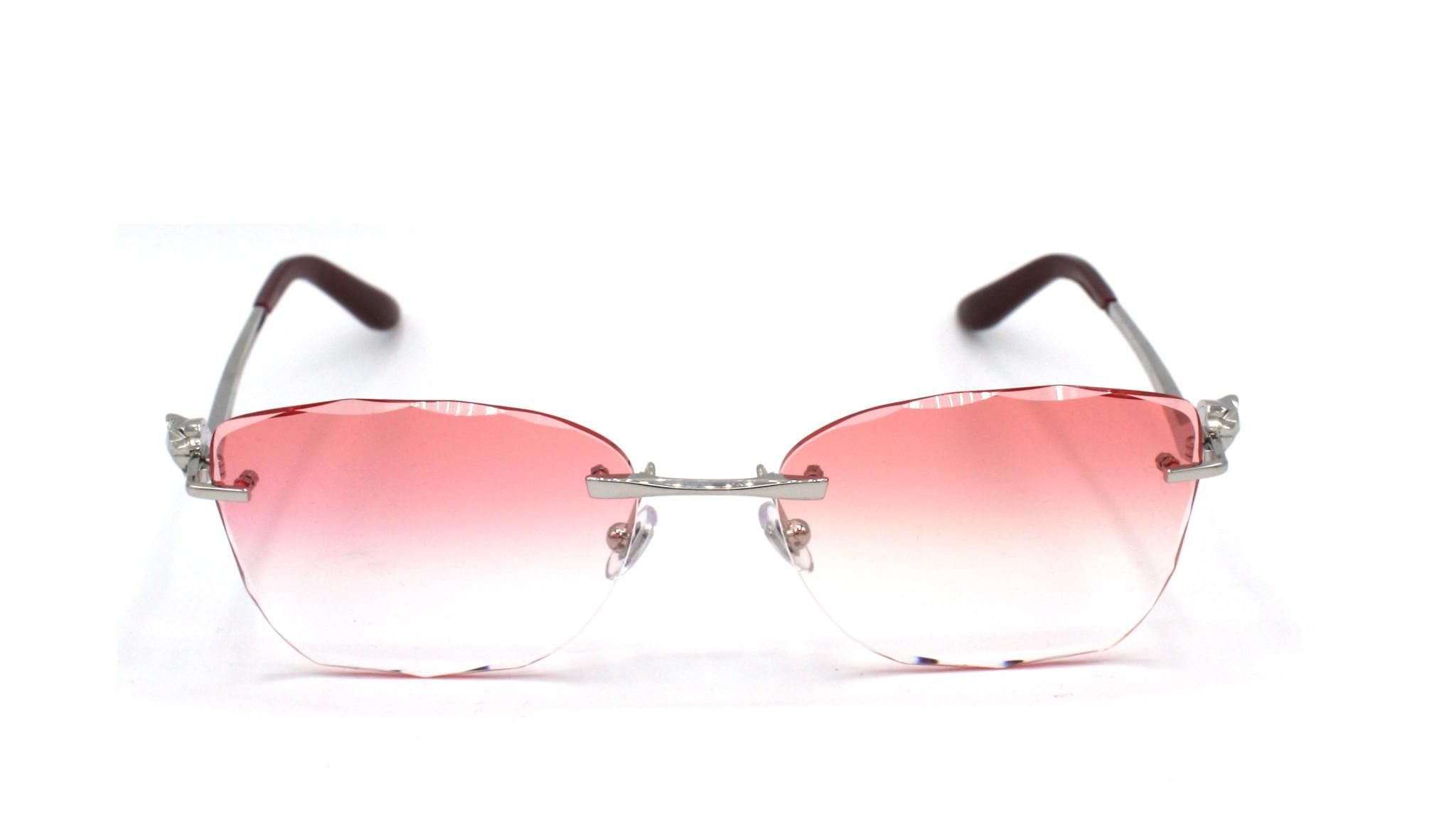 Cartier - CT0120O - 003 Pink Sky Degrade Special Diamond Cut-1