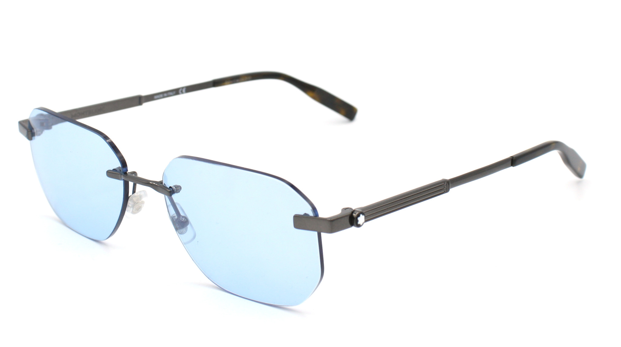 Mont Blanc - MB0030O Custom Made - 3/BLUE-2