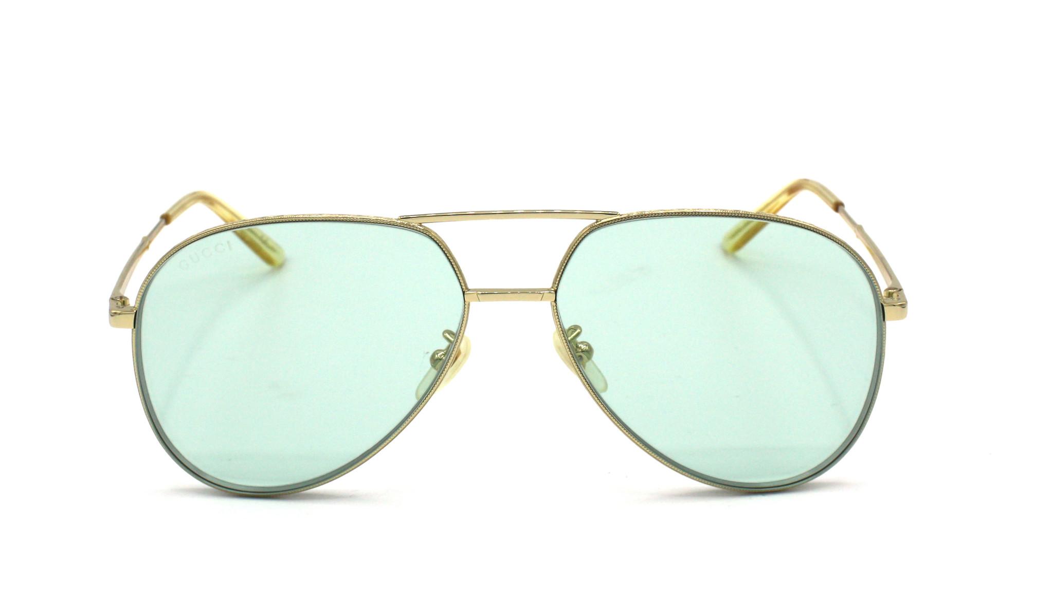 Gucci - GG0356S - 004 - Gold Green-2