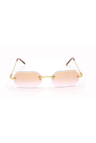 Cartier - CT0050O - 001 Licorish Diamond Cut